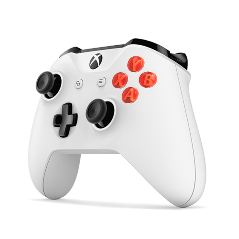 Replacement Buttons ABXY Kit for Microsoft Xbox One/Slim Spare parts Button For Xbox One Elite Wireless Controller Accessories 4
