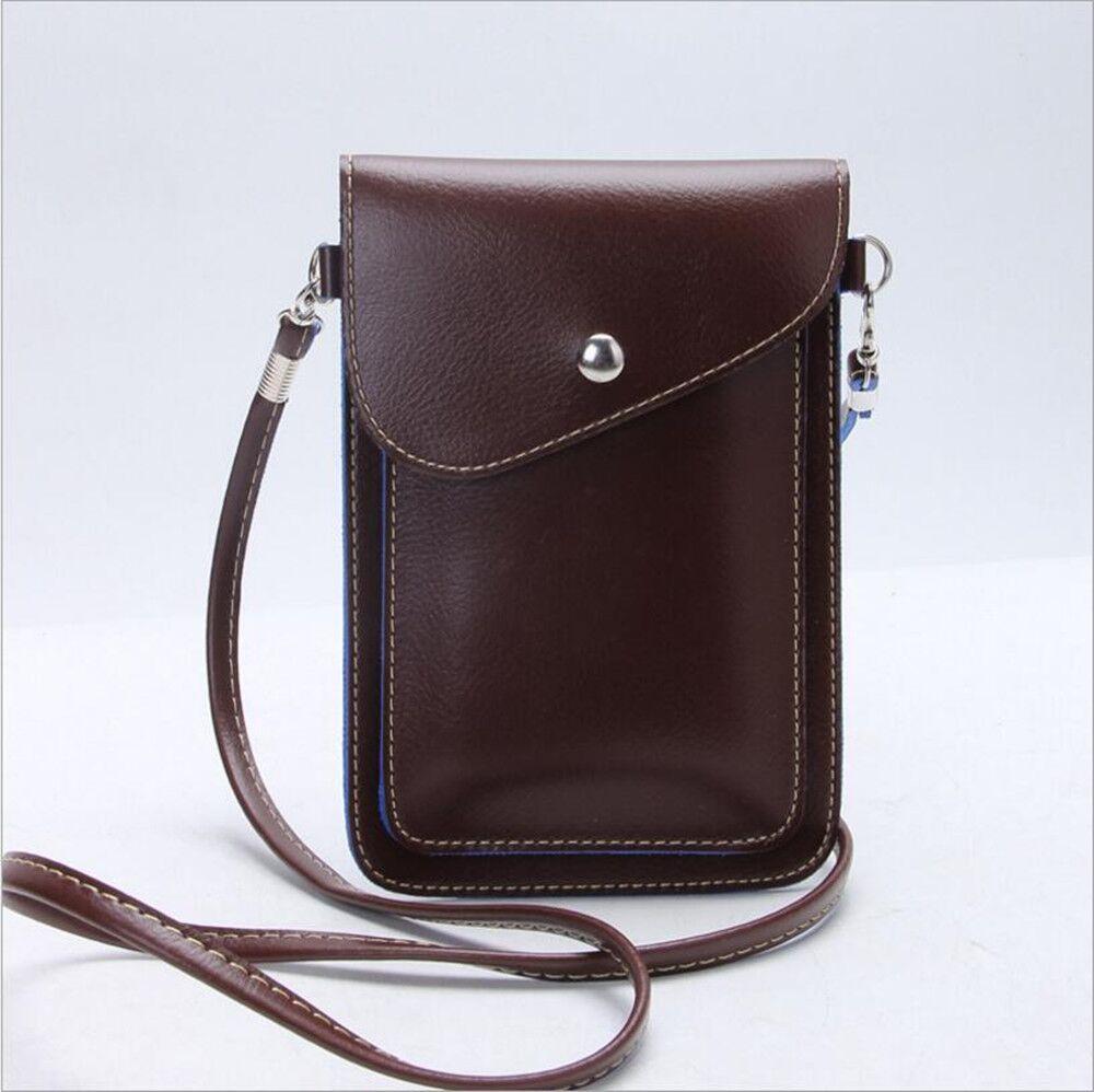 Из искусственной кожи телефон сумка карман кошелек Чехол Средства ухода за кожей шеи ремень для Oukitel C5 k10000 Max Pro k4000 K6000 плюс u16 u7 max
