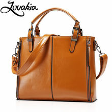 LOVAKIA brand designer women handbag female pu leather bags handbags ladies portable shoulder bag office hobos totes