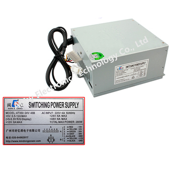 280W Power Supply can use with crane machine Arcade Parts Game Accessory