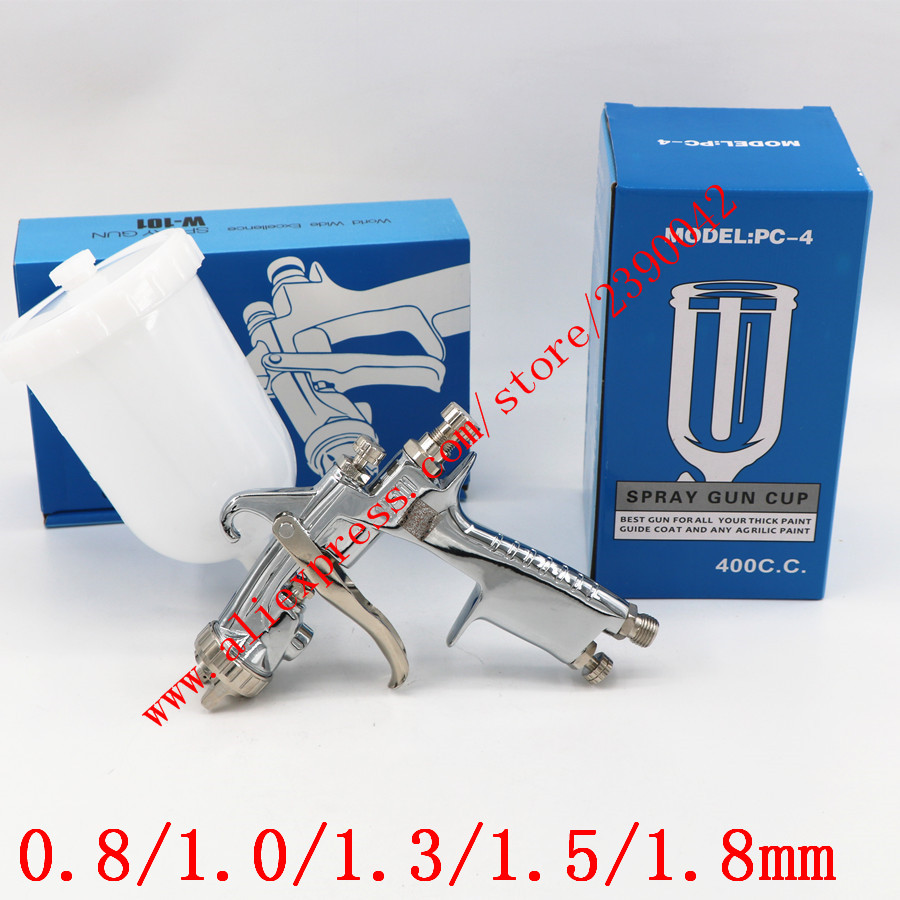 Original Import HVLP W101 Handle Manual W 101 Spray Gun 0 8 1 0 1 3