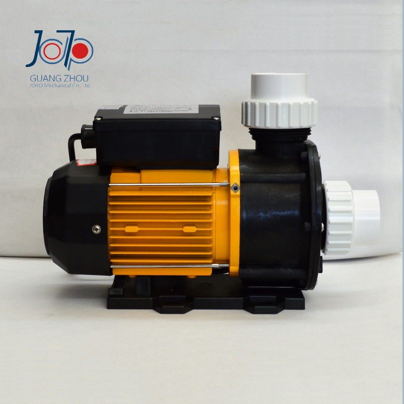 TDA75 550W Electrical Sea Water Transfer Plastic Hot SPA Centrifugal Pump 250L/min tda50 0 37kw electrical massage bathtub hot spring spa whirlpool centrifugal pump single stage pump engineering plastic pump page 9