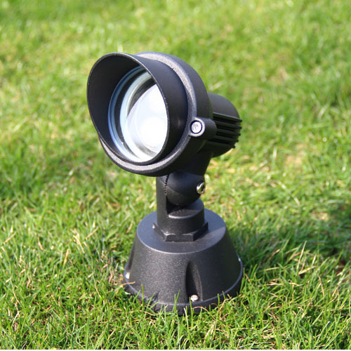 IP65 Modern Outdoor 3W LED Lawn floodlight grass project-light lamp Iron Courtyard lamp floodlight Engineering lighting