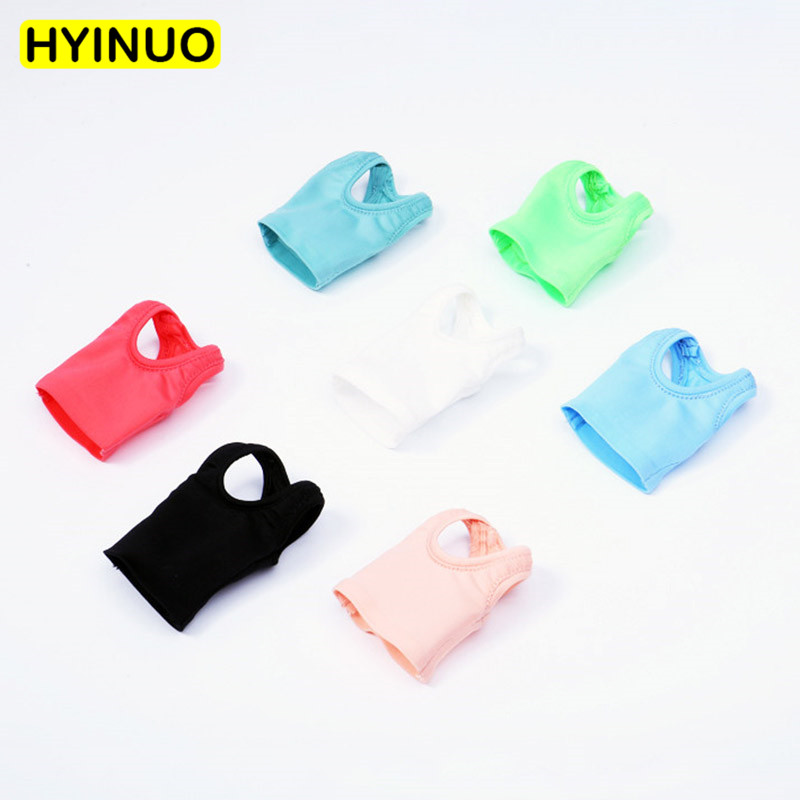 6 Colors 1/6 Scale Female Sexy Elastic Sports Vest Girl Vest Candy Colors Clothes Clothing Set For 12 Action Figure Female Body Quality First Toys & Hobbies
