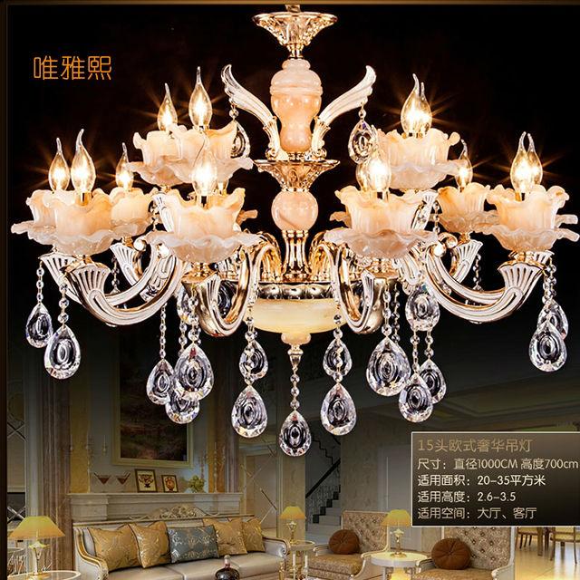 Chandelier Modern crystal chandelier Light Chandelier Crystal light lighting Living room bedroom lighting fixtures dining room