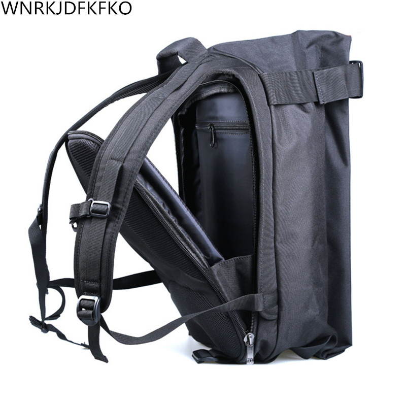 2018 Men's Backpack Leisure Business Travel Bag Security Pack 15.6 Inch Laptop Backpack School Backpack цена