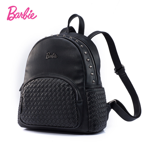 d38265513ce7 Barbie Women backpacks New Summer girls backpack Bags Small Fashion Trend  Brief Shoulder Bag For Lady