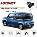 Осенняя камера заднего вида для NISSAN cube Z11 Z12 2002 ~ 2014/CCD/ночное видение/камера заднего вида/камера резервного копирования/камера номерного знак...
