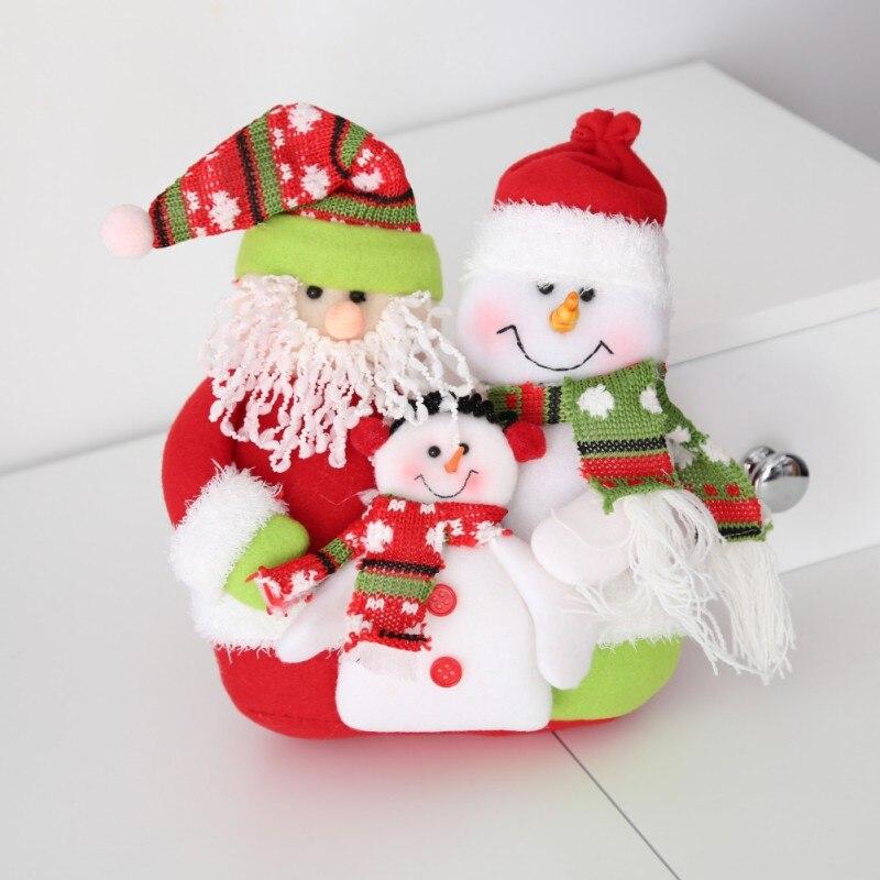 Santa Claus, Schneemann Weihnachten Frohe Weihnachten Santa Claus ...