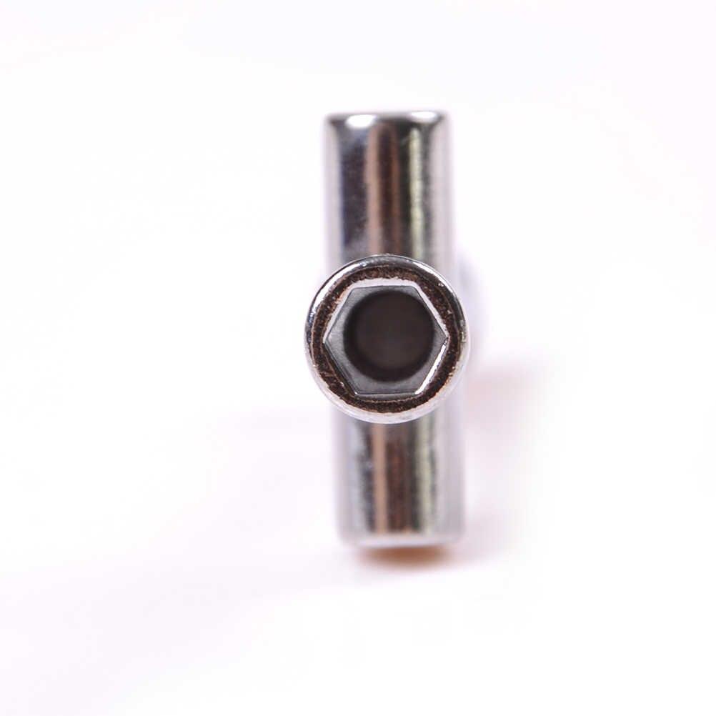 ZLinKJ 4mm/5mm/5.5mm/7mm 1:16 1:10 RC araba çapraz kol anahtarı yıkım lastik araç adanmış somun 60179 Model araçları için somun