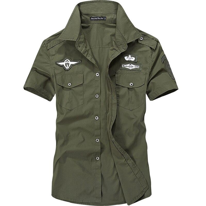 Popular Military Design Shirts Buy Cheap Military Design