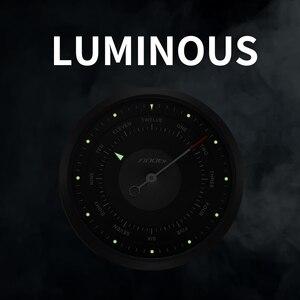 Image 2 - Sinobi moda criativa relógios masculinos bússola luminosa relógio esportivo masculino escalada caminhadas relógio de pulso de quartzo reloj hombre