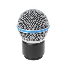 Crust Pro Wireless Microphone Handheld MIC Head Capsule For PGX 2 /PGX24 /Shure Beta 58A