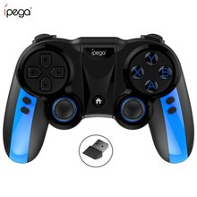 IPEGA PG-9090 Senza Fili Bluetooth Gamepad per Android iOS Joystick Controller di Gioco 2.4 GHz Ricevitore Con Il Supporto Per La TV Tablet PC(China)