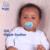 Rotho babydesign 2017 nova top silicone cute baby bico de chupeta engraçado soothersfor recém-nascidos cuidados cuidados de alimentação do bebê dos desenhos animados do miúdo