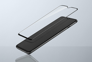 Image 3 - Original OnePlus 7 Glass 3D Full Cover Tempered Glass Screen Pprotector For One Plus 6T oneplus 7 Full Coverage Protective Film