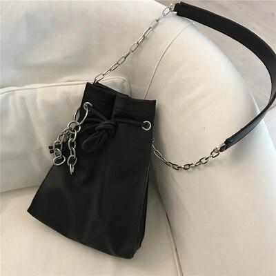 NEW Fashion chain handbag for women Shoulder bag PU leather female Crossbody Bag little bag ladies messenger bags Women's Totes
