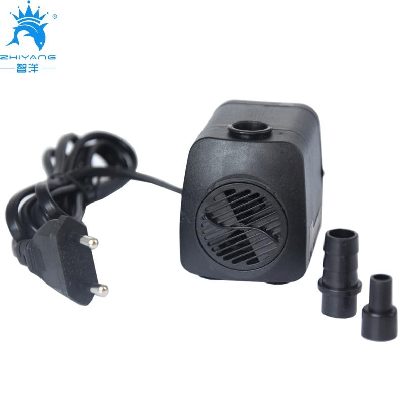 15W 800L/h Aquarium water pump 220V 240V submersible pump fish tank fountain pump circulation pump