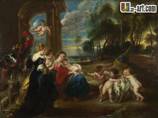 Canvas Prints (Baby Jesus) Home decor wall art canvas printed picture oil painting reproduction on canvas for sale 13-Zjyh-(128)