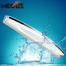 540 мм/390 мм современное 8 Вт/12 Вт светодиодное освещение зеркала в ванной спальни прикроватная лампа banheiro настенное бра lampe deco