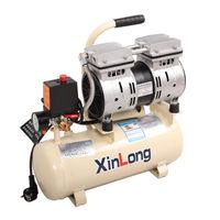 NEW Silent Oil Free Air Compressor, compressor for airbrush, for OCA Laminator Bubble Remover/ Vacuum LCD Separator 550W/8L Tank