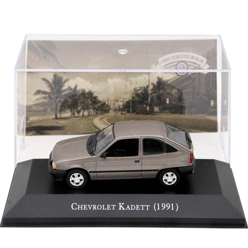 IXO Altaya 1:43 Scale Chevrolet Kadett 1991 Diecast Models Cars Hobbies Collection Toys
