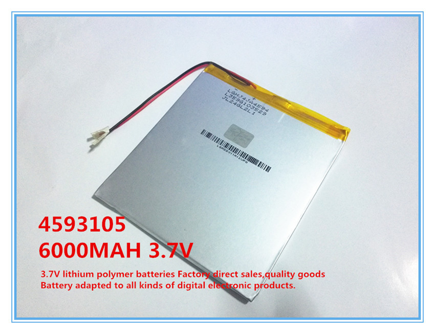 3.7V,6000mAH,4593105 Oriinal battery polymer lithium ion battery;SmartQ T20, VI40, A86 Dual Core P85 Tablet PC свитшот print bar ford mustang shelby gt500 [шредер]