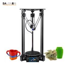 Sinis T1-Plus Low Impact Laser Engraver 3d Printer Single Extruder 0.1mm Printing Precision Stampante 3d D180*320mm Print Size