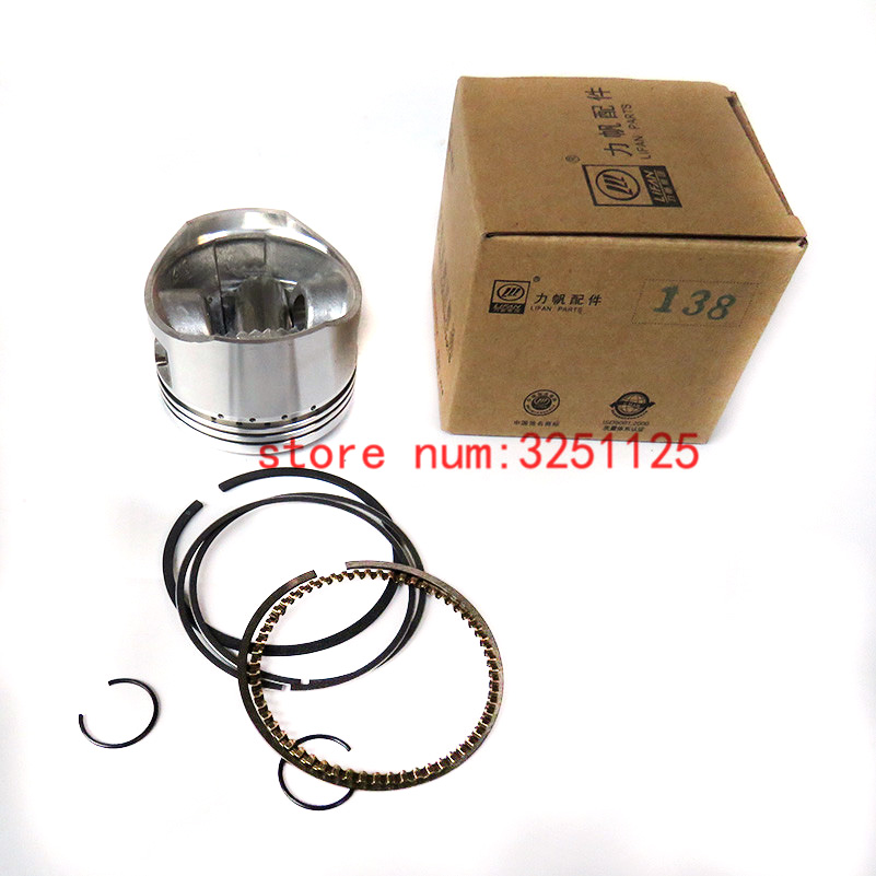 Motorcycle Accessories & Parts Lifan 138 54mm Piston 14mm Ringe Dichtung Kit For 125cc 138cc Lifan Zongshen Kaya Xmotos Apollo Orion Loncin Kinder Dirt Pit Bi Pistons & Rings
