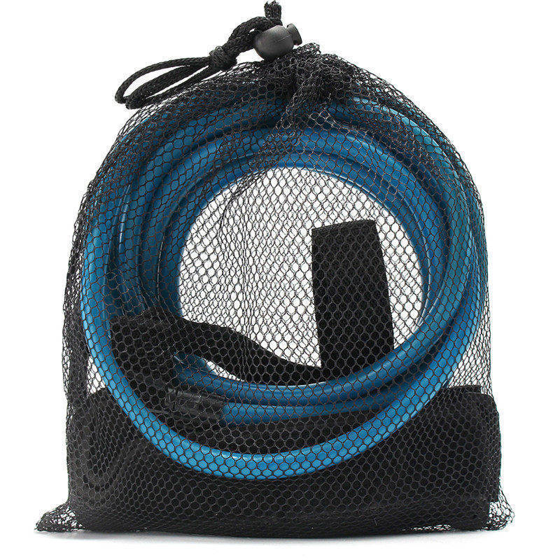 Belt Safety Belt Leash Exercise Tether Blue Fitness Bungee Swimwear Stretchy Tie Net Bag Water Sports
