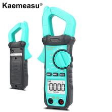 DC/AC Digital Clamp Meter Pocket-sized 3 5/6-digit automatic digital meter NCV Temperature Square-wave output test KM-CM21D