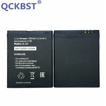 New BL-252 1500mAh High Quality Battery For Tele2 Tele 2 Mini Smart Start2 MTC