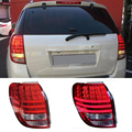 Newest LED Rear Lights Kit modification Car Styling Lamp For Chevrolet Captiva 2011 2012 2013 High Quality Red-type