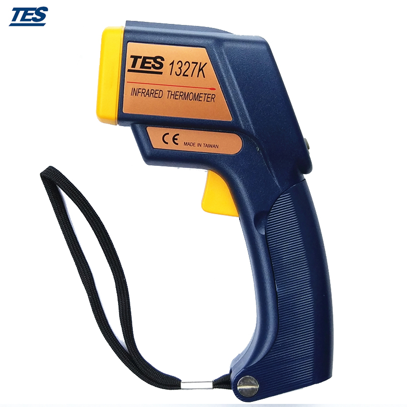 TES-1327K Handheld Infrared Thermometer tes ro 18 14 ts 323 35