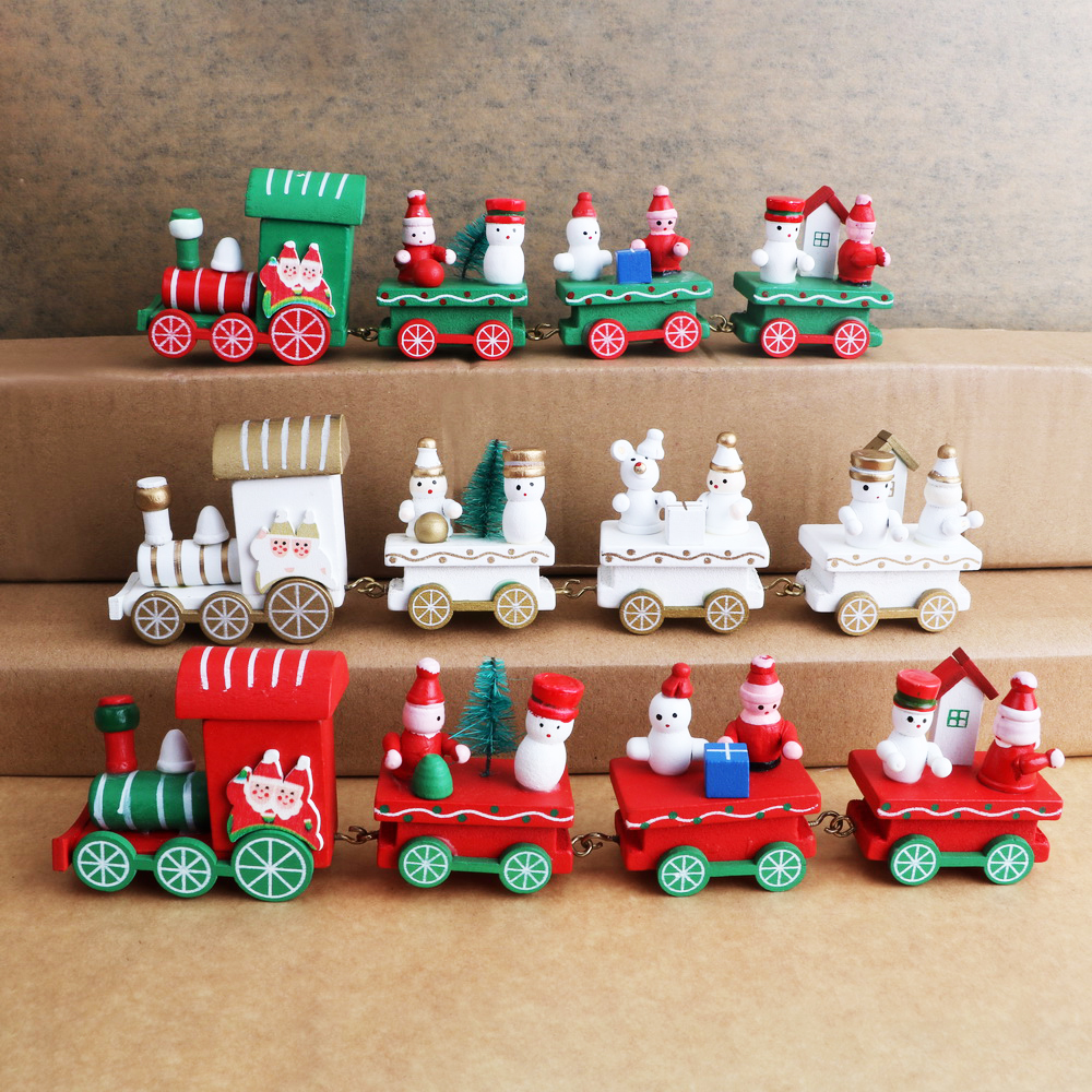 Car Xmas Gifts Car styling Car Ornament Interior Accessories Dashboard Decoration Christmas
