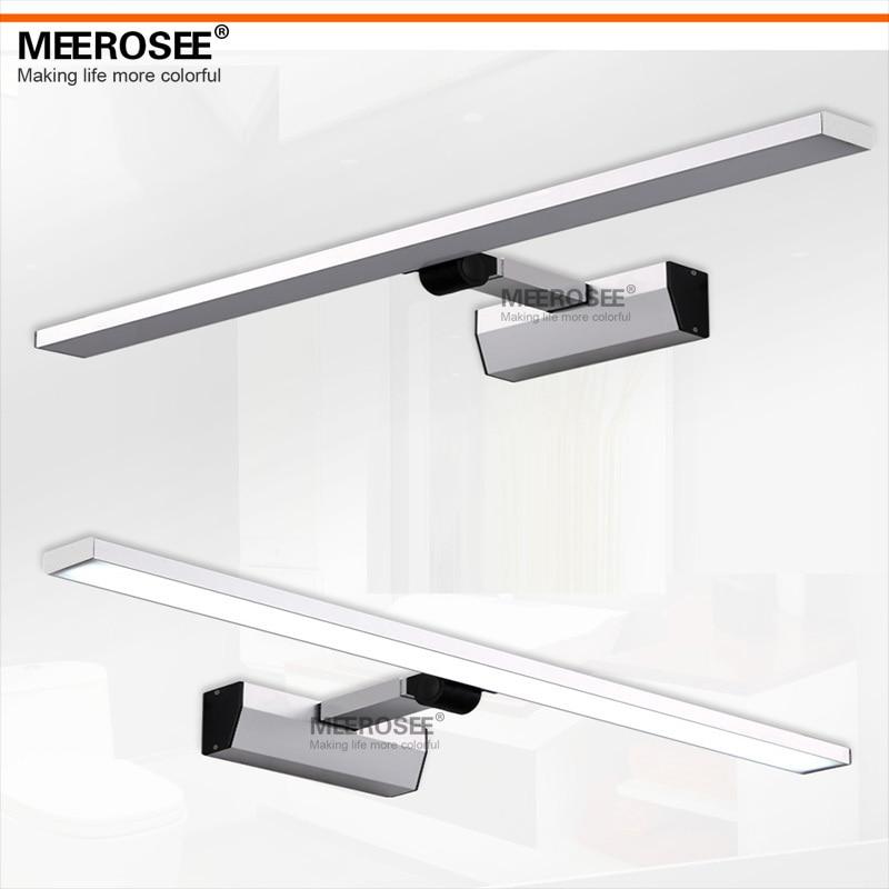 New Arrival Fancy LED Acrylic Bathroom Wall Light Mounted Mirror Lamp Modern