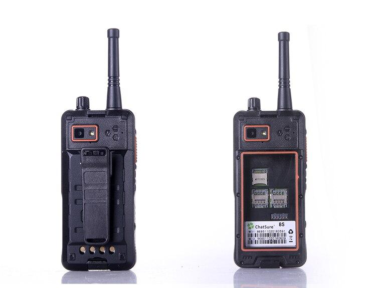 Xeno w300 IP67 Waterproof DMR <font><b>Smartphone</b></font> 3.5 Android5.1 4G LTE 3GB RAM 32GB Walkie talkie 2W NFC Octa core Dual SIM Glonass <font><b>13MP</b></font>
