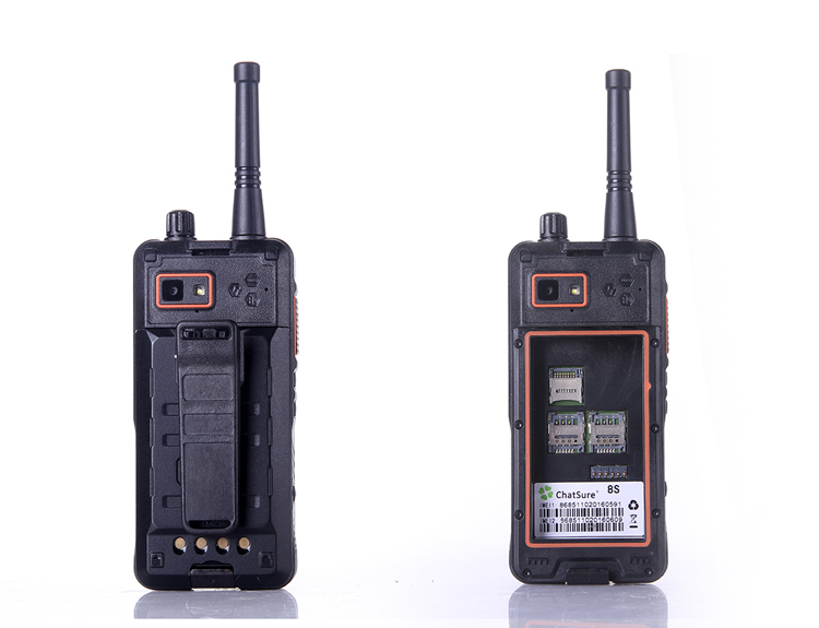 Xeno w300 <font><b>IP67</b></font> Waterproof DMR <font><b>Smartphone</b></font> 3.5 Android5.1 4G LTE 3GB RAM 32GB Walkie talkie 2W NFC Octa core Dual SIM Glonass 13MP