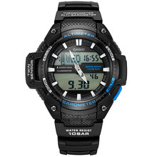 Casio WATCH mountaineering series outdoor waterproof sports electronic male watch SGW-450H-1A SGW-450H-2B SGW-500H-1B SGW-500H
