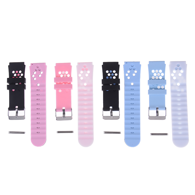 Children's Smart Wristband Replacement Wrist Strap For Kids Smart Watch Size:20mm