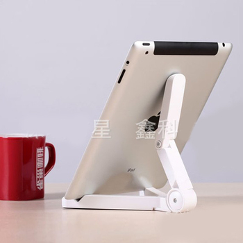 wangcangli Universal Portable Phone desktop Mobile folding stand Cellphone Holder Tablet holder support for iPad mobile holder 2