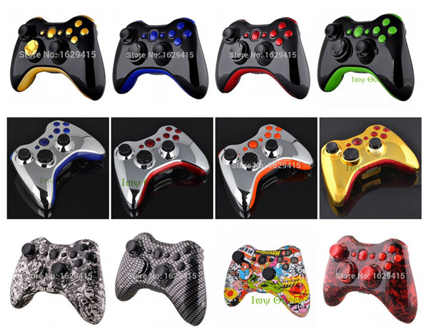 for xbox 360 controller shell custom01