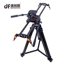 2017 en fiber de carbone caméra curseur 10 kg ours voyage vidéo curseur voie de chariot flèche dslr rail pour Nikon Canon Sony vidéaste