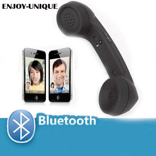 ENJOY-UNIQUE không dây Bluetooth Mic Điện Thoại Tai Nghe Điện Thoại Di Động Receivers điện thoại di động Tai Nghe Bluetooth Thiết Bị Cầm Tay