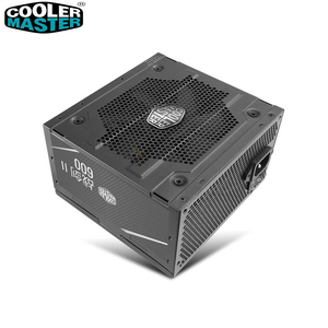 Image 5 - Cooler Master PC PSU Computer Power Supply Rated 600W 600 Watt 12cm Fan 12V ATX PC Power Supply PFC Actice For Game Office