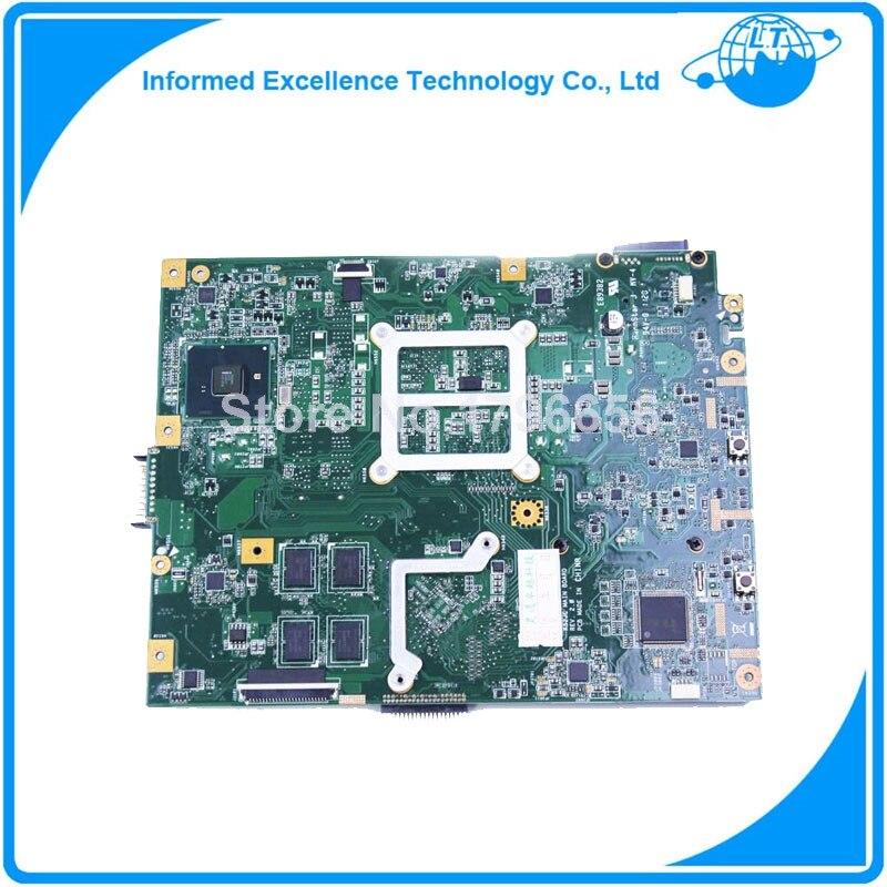 K52JC K52JR Laptop Motherboard Mainboard for ASUS K52JR K52JT K52J K52JC A52J X52JC with NVIDIA GeForce