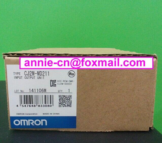 New and original CJ2M-MD211    PLC  INPUT OUTPUT UNIT dhl ems om ron new plc input unit c200h bc051 v2 c200hbc051v2 e1