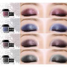Metallic Brighten Eye Shadow Luminous Glitter Highlighter Shimmer Eyeshadow Eyes Face Makeup Beauty YE2