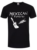 Men Mexican Funeral T Shirt Black Men S T Shirts Summer Style Fashion Swag Men T