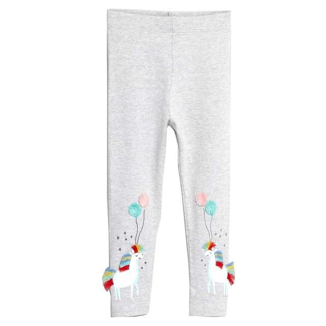 Legging Thun cho Bé Gái Quần 2018 Thương Hiệu Bé Gái Quần Legging Quần Áo Trẻ Em Áo Dây Enfant Skinny Trẻ Em Cotton Quần Quần Legging Bé Gái